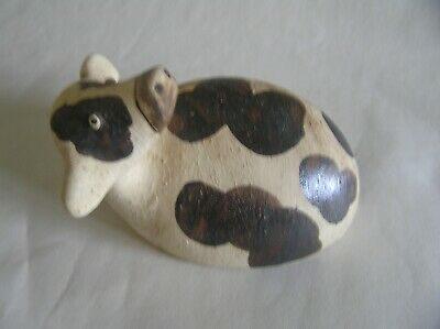 The Dragon Pottery Of Scotland - Sky Gazing Cow  • 15£