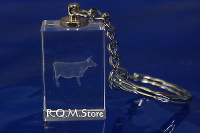 Zodiac Tarus Crystal Key Ring (zckr11) • 3.81£