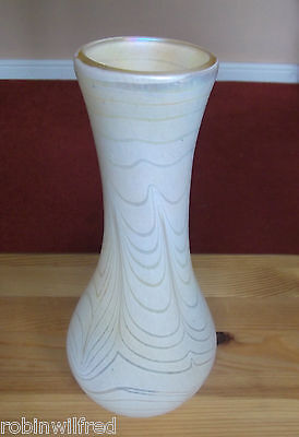 JOHN DITCHFIELD MADE THIS UNIQUE COLLECTION SIGNED VASE 28cm 11  High, PERFECT • 199.95£