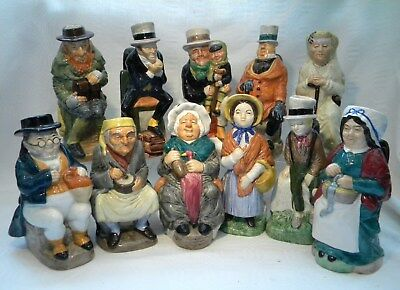 Wood & Sons Dickens Toby Jug Selection • 12.99£