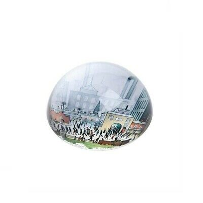 John Beswick PLOW1 Lowry Coming From The Mill Paperweight • 12.50£