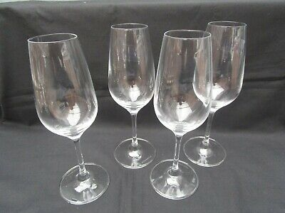 4 Villeroy And Boch 8 4/5 Oz Champagne Flutes / Glasses  • 10£