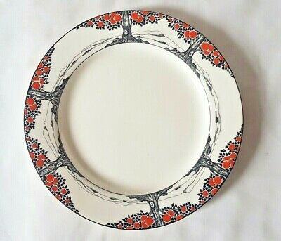 Crown Ducal Orange Tree Pattern Side Plates. 3 Available, Circa 1920-1930 • 18£