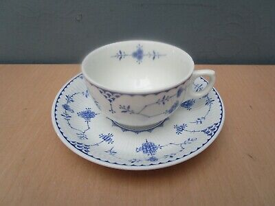 Furnivals  Denmark  Cup And Saucer • 3.25£