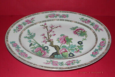 MADDOCK England * Vitreous * Large Antique Serving Platter * Indian Tree Design  • 17.99£