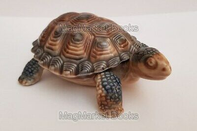WADE PORCELAIN TURTLE/TORTOISE Immaculate Condition (Unboxed) FAST WITH FREE P&P • 11.95£