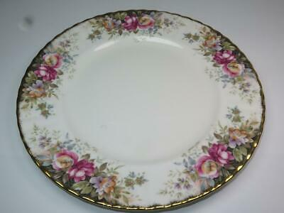 REPLACEMENT ROYAL ALBERT BONE CHINA Dinner Plate 'Autumn Roses' Second • 7.99£