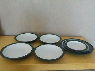Denby Greenwich Assorted Bowls And Plates • 10£