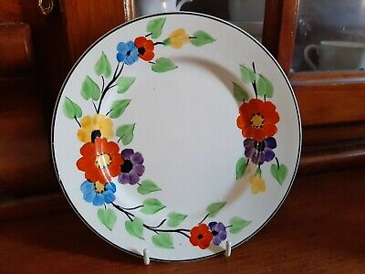 20 Cm Hancock's Ivory Ware England Hand Painted Side Plate • 10£