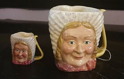 Lady Toby Jugs ...used  • 2.99£