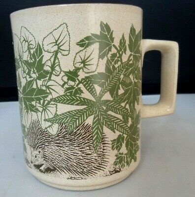 Hornsea Lancaster Vitramic Mug.Hedgehogs.4 Inches High.BNWOT • 8.50£