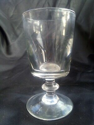Early C19th Rummer Deceptive Glass. Rare. Fabulous Condition. • 20£