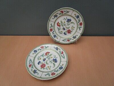 3 Villeroy & Boch  Indian Summer  7 1/2 Inch Tea Plates  • 6.25£