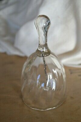 Glass Bell 4 Inches Tall • 2.40£