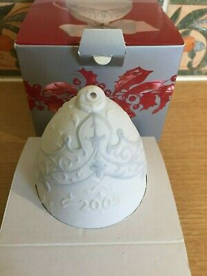 Lladro Christmas Bell 2005 - Boxed • 15£