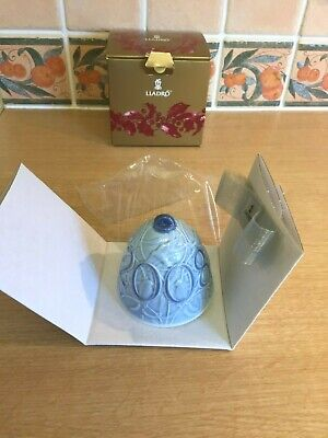 Lladro Christmas Bell 2008 - Boxed • 20£