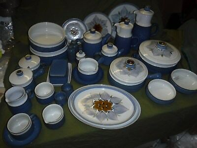 Denby /Langley Tableware CHATSWORTH  Items • 11£