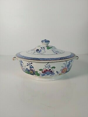 Booths Silicon China   Netherlands  Vegetable Tureen • 27£