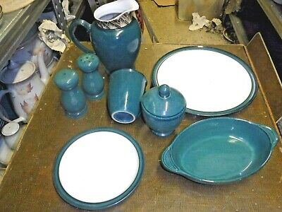 Denby  Greenwich  And Accent    Individual Items For Sale • 12£