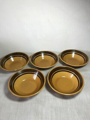 Royal Alma Vintage Cereal Soup Bowls X 5 • 20£