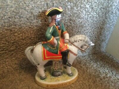 Russian Pottery Figurine Collection - Majolica Hand Painted - USSR • 24.93£