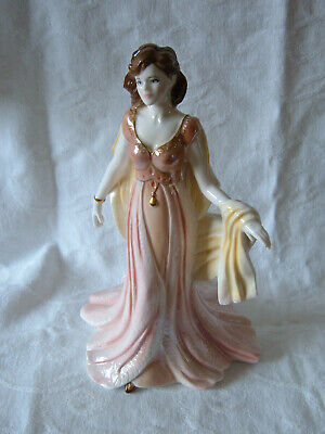 Royal Worcester Figurine  Graduation Night  Glittering Occasions Series. • 49.99£