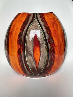 Poole Pottery Vase 26cm In Perfect Condition. Cost £100 ***COLLECTION ONLY*** • 0.99£