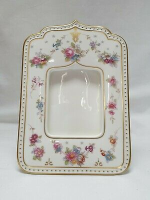 Royal Crown Derby Posies Lx Photo Frame Floral Pattern Flowers  • 29.99£