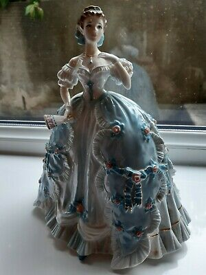 Royal Worcester Figurine The First Quadrille Limited Edition Fine Bone China  • 30£