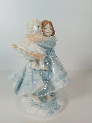 Royal Worcester Limited Edition Figurine   Love , Appr.18cm Tall  • 40£