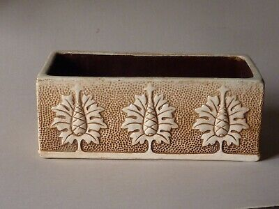 Early Bretby Art Pottery Flower Planter Circa 1890s • 23£