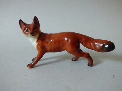 Collectable Beswick Farm Countryside Fox Hunting Hunt Foxes Figure Free Uk Pp • 42.99£