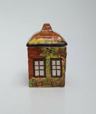 Vintage Cottage Ware Lidded Sugar Jar • 6.99£