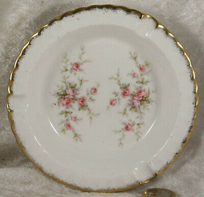 Paragon Victoriana Rose 5 Inches Across Ash Tray In China Collectable Smoking  • 1.50£