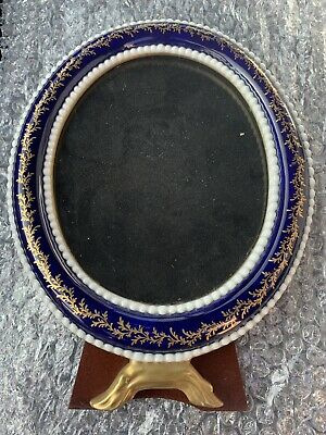 Antique French Sevres Or Sevres Style Table Mirror Stunning • 9.99£
