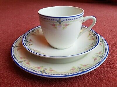 Vintage / Antique  Wedgwood English China Trio Tea Coffee Cup Saucer Plate 1522 • 12£