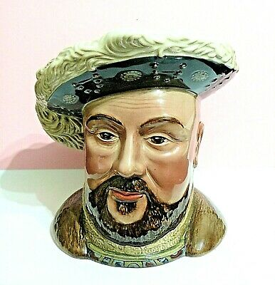 BESWICK  - Large Character Jug No. 2099 - KING HENRY VIII - Excellent • 17.75£