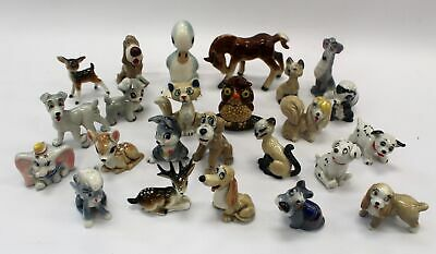 Large Collection Of Porcelain Collectable Whimsies Inc WADE Disney - L03 • 21£