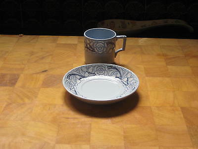 Very Pretty Wedgwood Cup & Saucer Cir Early 20th Century  • 23£