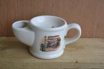 Wade Pottery Shaving Cup • 4£