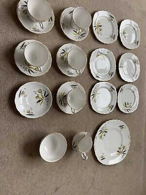 Vintage Bone China Colclough Tea Set  • 14.99£