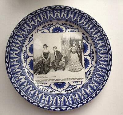 Antique Royal Doulton Mrs Diggs Plate • 24.99£