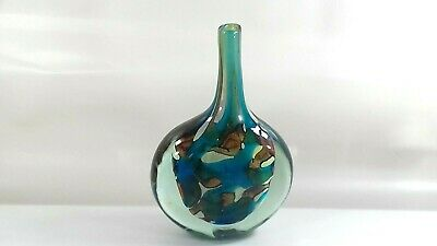 Vintage Mdina Glass Large Fish Vase 1970,s • 24.99£