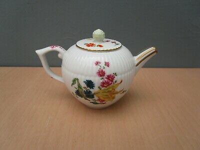 Victoria And Albert Museum Franklin Mint 1985 Miniature Teapot  Furstenberg   • 6£