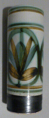 CINQUE PORTS POTTERY The Monastery Rye CYLINDER VASE 1960'S • 2.95£