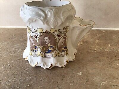 Shaving Mug The Year Of Three Kings 1936 • 25£