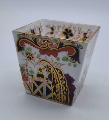 ANTIQUE 19thC COPELAND SPODE IMARI VASE / POT - FINE RARE DECORATION • 33£