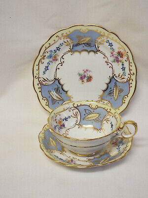 Antique Paragon Star China 6121 Pattern Cup,saucer & Side Plate. • 5.50£