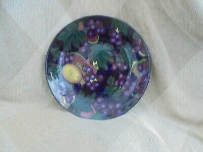 Royal Stanley Ware  Plare ..grapes Pattern Tdiameter  8.75  • 15.50£