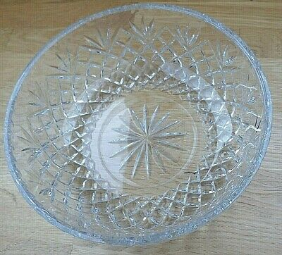 Vintage Glass Trifle, Jelly, Fruit Bowl • 15.99£